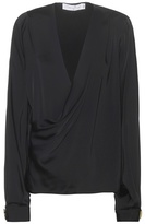 Victoria Beckham Draped Blouse