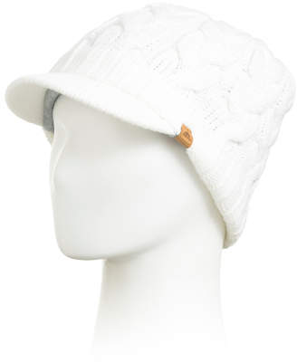 Crystal Brim Knit Hat