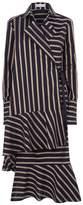 Palmer Harding Palmer//harding Wrap-Around Striped Shirt Dress
