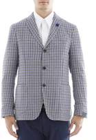 Lardini Multicolor Cotton Jacket