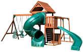 Nickelodeon Swing-n-Slide Grandview Twist Complete Swing Set