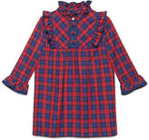 Gucci Children's check flannel dress