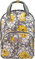 Cath Kidston Sketched Rose Multi Pocket Backpack
