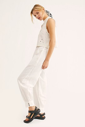 The Endless Summer Check It Out Pants by at Free People