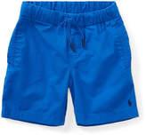 Ralph Lauren Parachute Twill Shorts, Size 5-7