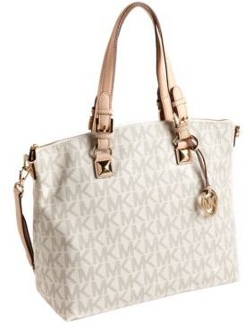 MICHAEL Michael Kors Jet Set Signature Satchel Bag