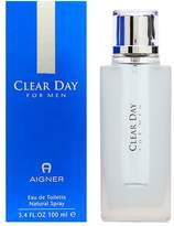 Etienne Aigner Clear Day by for Men 3.4 oz Eau de Toilette Spray