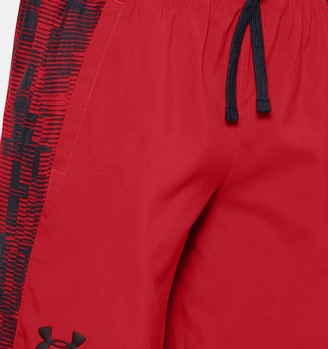 Under Armour Boys' UA X-Level Woven Printed Shorts