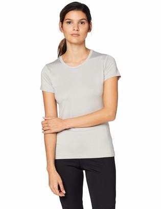 Iris & Lilly Amazon Brand Women's Mesh Back Sports Shirt