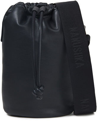 Nanushka Bosc Vegan Leather Bucket Bag