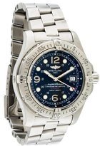 Breitling Superocean Steelfish Watch