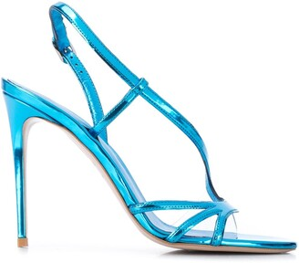 Le Silla Strappy High Heel Sandals