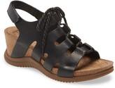 Bionica Sorena Ghillie Wedge Sandal