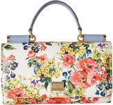 Dolce & Gabbana Floral Printed iPhone Bag Cell Phone Case
