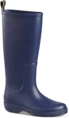 totes Women Cirrus Claire Tall Lightweight Waterproof Rainboots Women Shoes