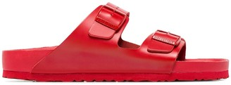 Valentino x Birkenstock slide-on sandals