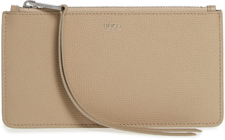 HUGO BOSS Taylor Leather Travel Wallet