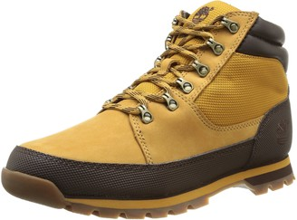 Timberland Ek Sprint Hiker Leather And Fabric Mens Trainer