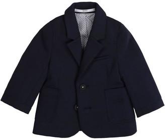 HUGO BOSS Toddler Boy Blue Jackets