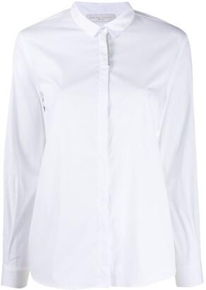 Fabiana Filippi Rhinestone-Trimmed Shirt