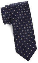 Brooks Brothers Dotted Silk Tie