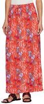 Michael Stars Floral Maxi Skirt