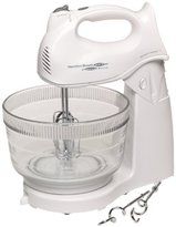 Hamilton Beach HB Deluxe Stand/Hand Mixer
