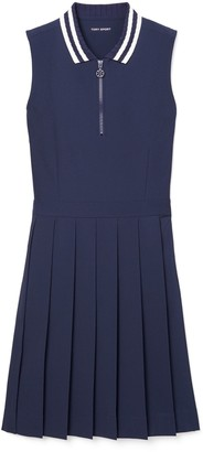 Tory Burch Performance Pleated Golf Dress
