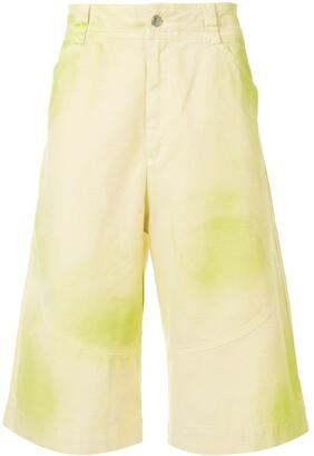 Jacquemus Terraio tie-dye shorts