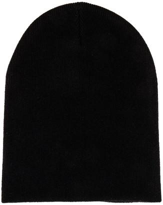 John Elliott Surplus Beanie in Black | FWRD