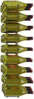Bed Bath & Beyond Vintotemp® 27-Bottle Epic Metal Wine Rack in Nickel