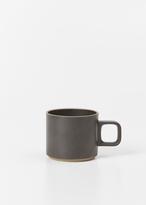Hasami black small mug