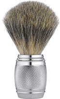 The Art of Shaving Men's Fusion® Chrome Collection Pure Badger Shaving Brush