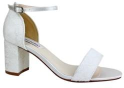Dyeables Summer Block Heel Sandal Women's Shoes