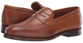 Allen Edmonds Lake Forest (Walnut Calf) Men's Lace Up Cap Toe Shoes