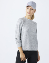 Accessorize Grey Marl Sweat Top