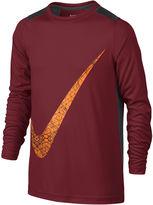 Nike Legacy Dri-FIT Long-Sleeve Top - Boys 8-20