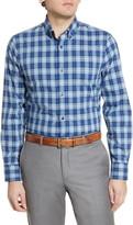 Nordstrom Tech-Smart Regular Fit Walter Plaid Button-Down Shirt