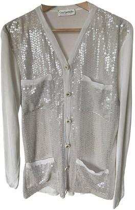 Guy Laroche White Knitwear for Women