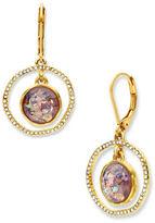 Lonna & Lilly Abalone Orbital Earrings