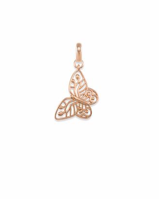 Kendra Scott Breast Cancer Butterfly Charm