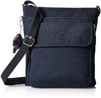 Kipling Women's Machida Black Tonal Crossbody Bag