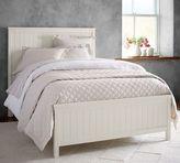 Pottery Barn Beadboard Bed