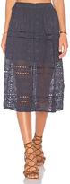 House Of Harlow x REVOLVE Callie Midi Skirt