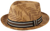 Original Penguin Palm Straw Fedora