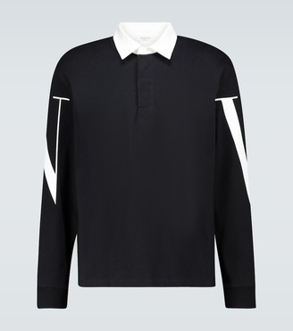 Valentino rugby polo shirt