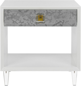 Safavieh Couture Arcelia Eglomise Side Table
