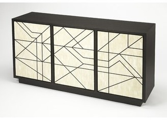 Aldridge Bone Inlay Sideboard Brayden Studio