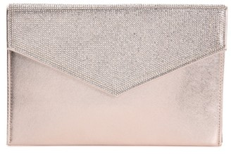 Townsend Lulu Crystal Envelope Clutch