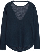Tart Collections Cutout back jersey top